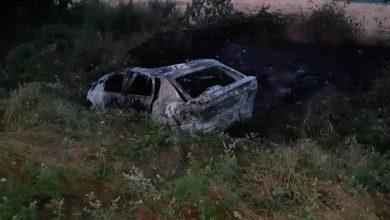 Photo of Արցախում մեքենան բախվել է արգելապատնեշին և բռնկվել