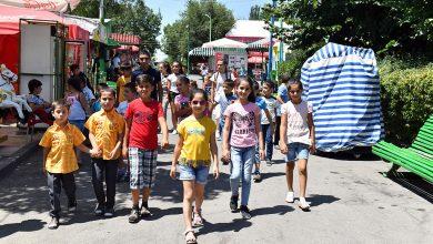 Photo of Աննա Հակոբյանի նախաձեռնությամբ շարունակվում է ՀՀ սահմանամերձ գյուղերի ավելի քան 700 երեխաների մասնակցությունը Երևանում մշակութային և ժամանցային միջոցառումներին