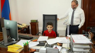 Photo of Փաշինյանը հյուրընկալել է սոցցանցի միջոցով հանդիպելու ցանկություն հայտնած 6- ամյա Մայքլ Միխանիին