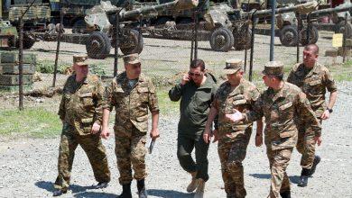 Photo of ՀՀ ՊՆ և Արցախի ՊԲ-ի պաշտոնյաները այցելել են մի շարք զորամասեր