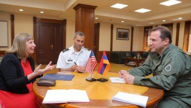 Photo of Դավիթ Տոնոյանն ընդունել է ՀՀ-ում ԱՄՆ դեսպանին