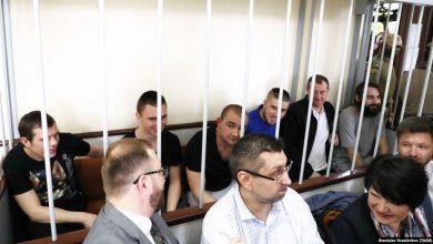 Photo of Суд продлил арест на три месяца 13 украинским морякам, задержанным в Керченском проливе