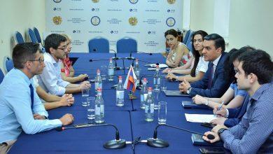 Photo of Բուլղարիայի օմբուդսմանի աշխատակազմն ուսումնասիրում է Հայաստանի մարդու իրավունքների պաշտպանի փորձը