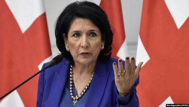 Photo of Վրաստանի նախագահը եւ վարչապետը քննադատել են Պուտինին ուղված հեռուստահաղորդավարի լուտանքները
