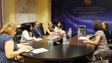 Photo of Արսեն Թորոսյանն ընդունել է Հայաստանում Ֆրանսիայի արտակարգ և լիազոր դեսպան Ջոնաթան Լաքոտին