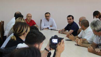 Photo of Արսեն Թորոսյանը աշխատանքային այցով եղել է Լոռու մարզում