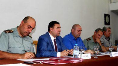 Photo of Ռազմական համալսարանի շրջանավարտները վիճակահանության միջոցով ընտրել են հետագա ծառայության վայրերը