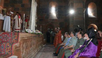 Photo of Սուրբ Աստվածածին եկեղեցին փոխանցվել է Զինված ուժերի հոգևոր առաջնորդությանը