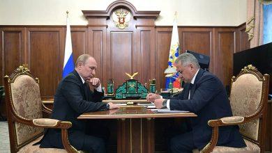 Photo of Шойгу доложил Путину о гибели подводников