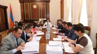 Photo of Կառավարությունում տեղի է ունեցել սուբվենցիայի հայտերի գնահատման միջգերատեսչական հանձնաժողովի հերթական նիստը