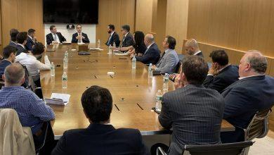 Photo of Քննարկում է անցկացվել «Հայերը բանկային և ֆինանսական ոլորտներում» ցանցի անդամների հետ