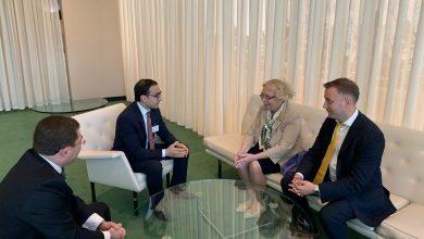 Photo of Տիգրան Ավինյանը հանդիպել է Եվրասիական տնտեսական հանձնաժողովի կոլեգիայի անդամ Տատյանա Վալովայայի հետ