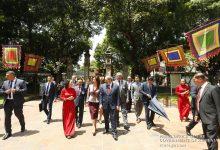 Photo of Վարչապետ Նիկոլ Փաշինյանը հարգանքի տուրք է մատուցել Վիետնամի զոհված հերոսների և Հո Շի-Մինի հիշատակին