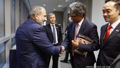 Photo of «Սինգապուրի զարգացման ուղին և կուտակած մեծ փորձը հետաքրքիր են Հայաստանի համար և կարող են օգտակար լինել մեր բարեփոխումներում». վարչապետ
