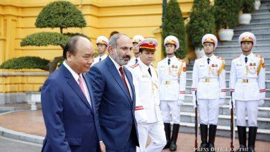 Photo of Հայաստանն ու Վիետնամը խորացնում են համագործակցությունը մի շարք ուղղություններով. տեղի է ունեցել Նիկոլ Փաշինյանի և Նգույեն Սուան Ֆուքի հանդիպումը