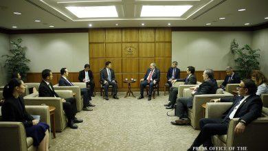Photo of Премьер-министр РА Никол Пашинян обсудил со спикером парламента Сингапура перспективы развития двусторонних связей