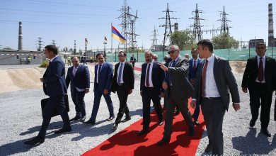 Photo of Երևանում մեկնարկել է 250 մեգավատ հզորությամբ նոր էլեկտրակայանի կառուցման շինարարությունը