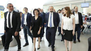 Photo of Նիկոլ Փաշինյանը և Աննա Հակոբյանն այցելել են COAF ՍՄԱՐԹ կենտրոն