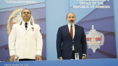 Photo of «Մեր քաղաքացիները պետք է վստահ լինեն, որ այս համազգեստը և ուսադիրները կրող մարդիկ անմնացորդ ծառայում են յուրաքանչյուր քաղաքացու իրավունքին». ՀՀ վարչապետ