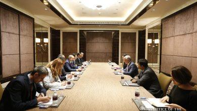 Photo of Վարչապետը սինգապուրյան Temasek Holdings հիմնադրամի ներկայացուցիչների հետ քննարկել է տեխնոլոգիական ոլորտում համագործակցության հնարավորությունները