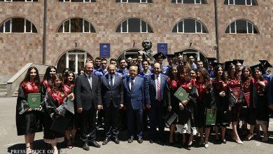 Photo of Նիկոլ Փաշինյանը ներկա է գտնվել ՄՊՀ-ի երևանյան մասնաճյուղի առաջին շրջանավարտների ավարտական վկայականների հանձնման արարողությանը