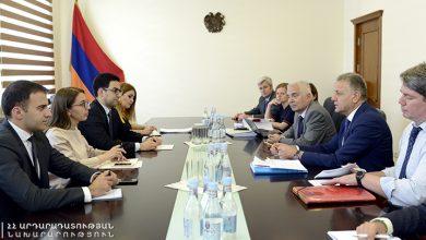Photo of ԵՄ-ն բազմակողմանի աջակցություն կցուցաբերի Հայաստանի դատաիրավական բարեփոխումներին. Վասիլիս Մարագոս