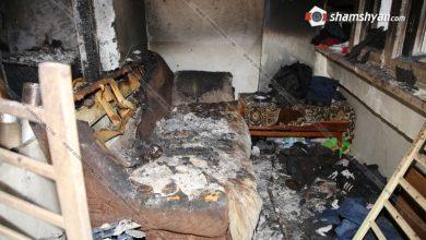 Photo of Խոշոր հրդեհ Երևանում. կրակը մոխրակույտի է վերածել երիտասարդ ամուսինների տունը. 6 տարեկան աղջնակին կրակի ճիրաններից դուրս են բերել հարևանները