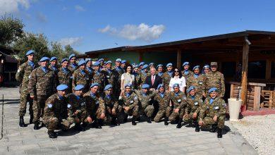 Photo of Աննա Հակոբյանը ՅՈՒՆԻՖԻԼ-ի Շամա ռազմաբազայում հանդիպել է առաքելություն իրականացնող հայ խաղաղապահներին