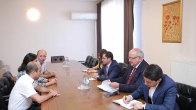 Photo of Նախարար Պապիկյանը կարևորել է Հայաստանի ջրամատակարարման կազմակերպման ոլորտում «Վեոլիա» ընկերության գործունեությունը