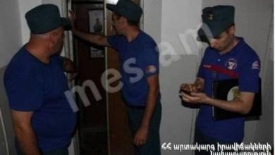 Photo of Փրկարարները քաղաքացիներին դուրս են բերել վերելակից