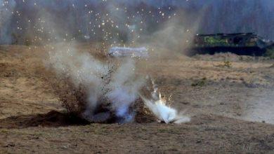 Photo of Взрыв в одной из воинских частей азербайджанской армии, есть жертвы