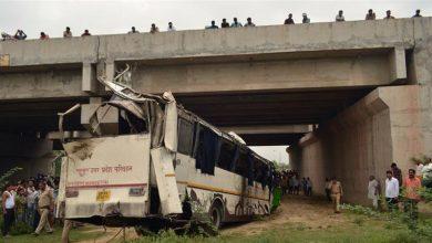 Photo of Հնդկաստանում 50 ուղեւոր տեղափոխող ավտոբուսը շրջվել է. Զոհերի թիվն հասնում է 29-ի