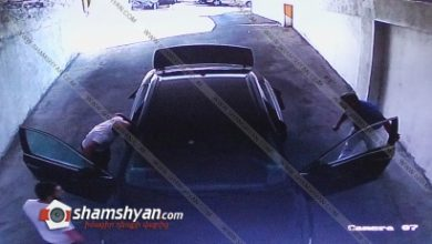 Photo of Ավտովթարից հետո վարորդներից մեկը դանակով փորձել է հաշվեհարդար տեսնել մեկ այլ վարորդի հետ