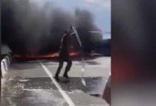 Photo of Աչքիս առաջ մարդիկ վառվում էին, չէինք կարող մոտենալ, բոցը շատ ուժեղ էր. սարսափելի վթարի ականատեսը մանրամասներ է պատմել. news.am