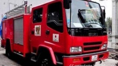 Photo of Հրդեհ Արգիշտիի փողոցում. Mercedes Sprinter-ի շարժիչն ամբողջությամբ այրվել է