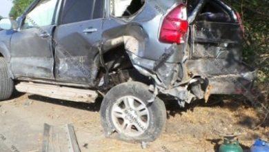 Photo of Խոշոր վթար Արմավիրի մարզում. Nissan-ը դուրս է եկել հանդիպակած գոտի եւ բախվել Lexus-ին, կան վիրավորներ