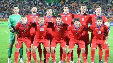 Photo of Մ19 Եվրո-2019․ Հայաստան-Պորտուգալիա․ մեկնարկային կազմեր