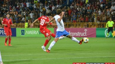 Photo of Մ19 Եվրո-2019․ Հայաստանի հավաքականը 4 գոլ ընդունեց նաև Իտալիայից