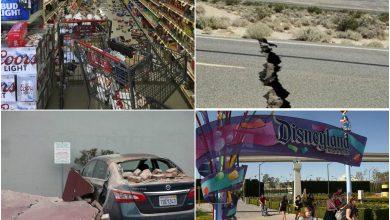 Photo of ԱՄՆ-ում տեղի ունեցած ուժգին երկրաշարժից հետո համացանցում բազմաթիվ տեսանյութեր են հրապարակվել