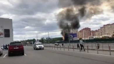 Photo of Պայթյուն Մոսկվայում առևտրի կենտրոնի մոտ.կան տուժածներ