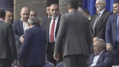 Photo of Սասուն Միքայելյանը չի բարևում  Նիկոլ Փաշինյանին