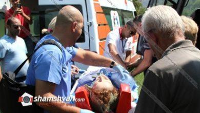 Photo of Դաժան ու ողբերգական ավտովթար Լոռու մարզում. 36-ամյա վարորդը Volkswagen-ով բախվել է բետոնե հենապատին. կան վիրավորներ. 8 ամսական հղի կնոջ չծնված երեխան մահացել է