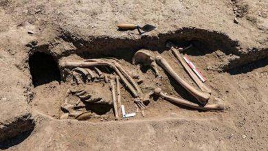 Photo of В Ване найден человеческий скелет урартского периода