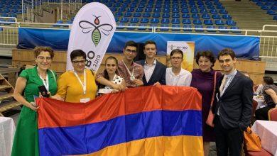 Photo of Կրկին մեդալներ՝ դպրոցականների միջազգային օլիմպիադաներում