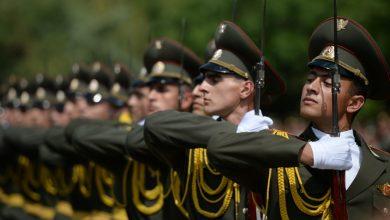 Photo of ՀՀ ԶՈՒ պատվո պահակայինները կմասնակցեն Մինսկում կայանալիք ռազմական շքերթին