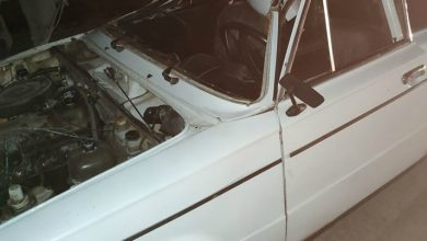 Photo of Ոստիկանության ավտոմեքենան բախվել է բեռնատարին