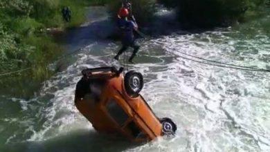 Photo of Ավտոմեքենան ընկել է Ողջի գետը. վարորդը մահացել է