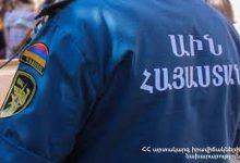 Photo of Մյասնիկյան պողոտայում այրվում է ավտոմեքենա