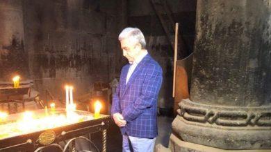 Photo of Սերժ Սարգսյանի և ՀՀԿ-ականների ուխտագնացությունը