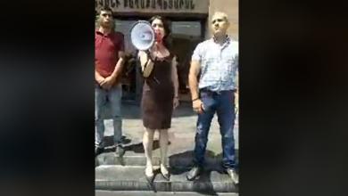 Photo of Մերժում ենք մահվան վերելակները. բողոքի ակցիա